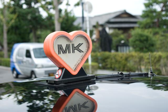 タクシーで京都観光をしよう!口コミやおすすめの会社をご紹介!