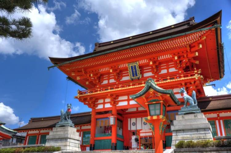 初詣へ行こう!関西の人気ランキングベスト5をご紹介!