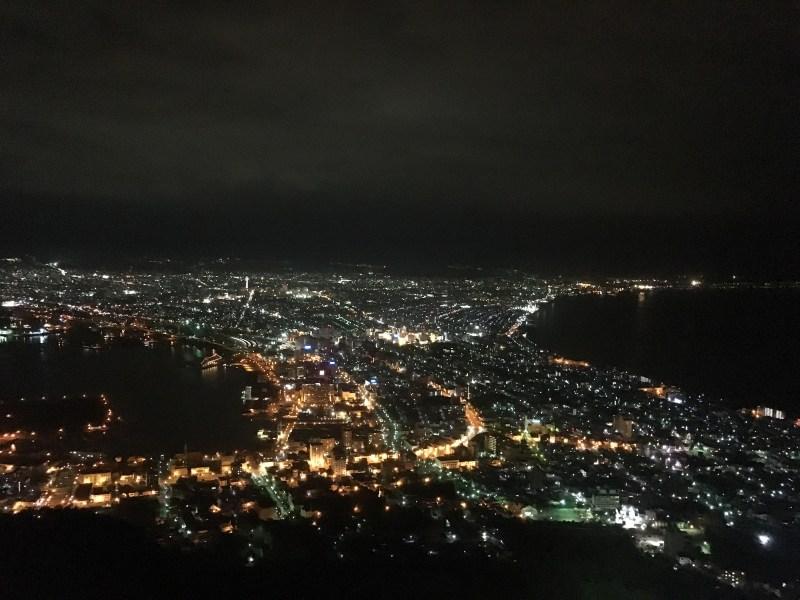 函館の夜景も五稜郭の観光も穴場グルメも制覇!モデルコースをご紹介