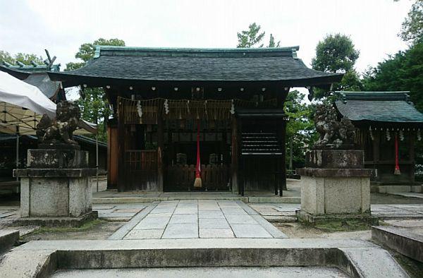 六勝神社は「わら天神」の摂社なんだって!ご利益や御朱印を紹介