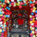 八坂庚申堂の「くくり猿」が大人気!頭痛除けのアイテムがすり鉢?