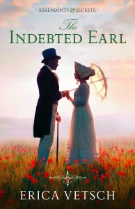 The Indebted Earl – Author Interview + Giveaway!