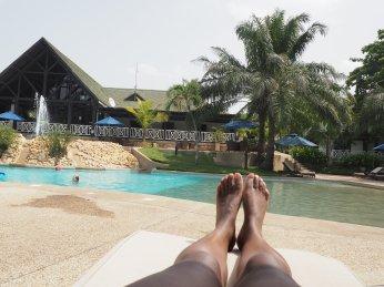 Labadi beach resort
