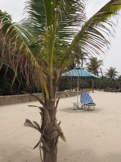 Labadi beach