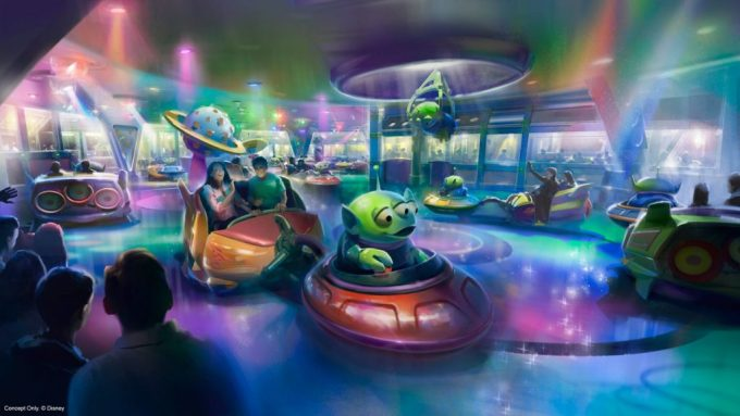 Pixar園區
