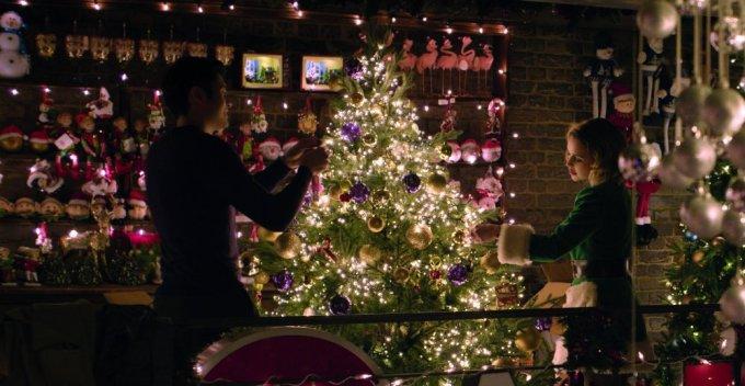 舊年聖誕好戀嚟