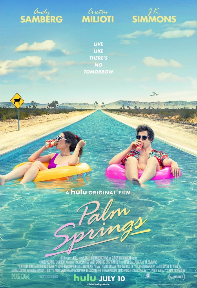 Palm Springs:戀愛假期無限LOOP 2021電影
