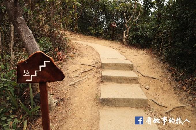 西高山樓梯