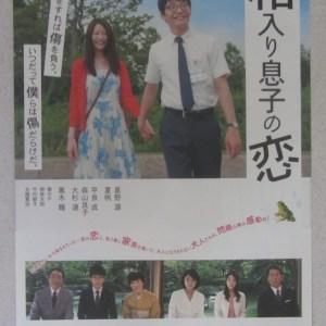 盲女愛宅男 日本電影海報
