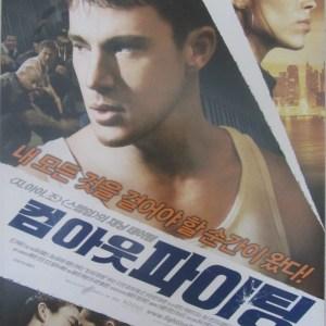 格鬥小子 南韓電影海報