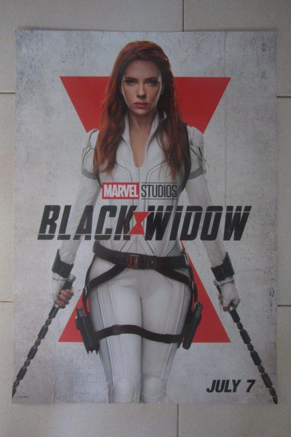 黑寡婦 black widow 海報