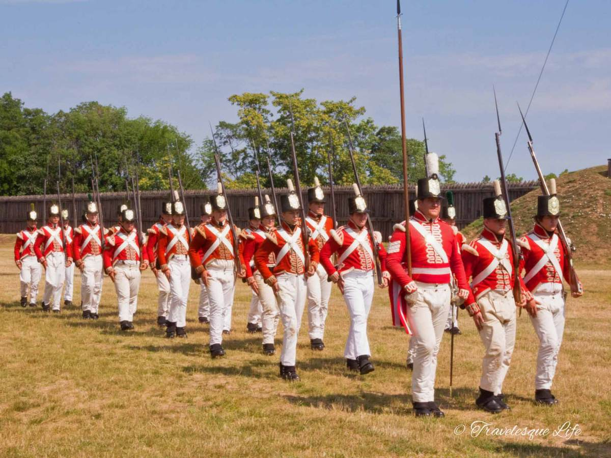 Top 9 Family Experiences Fort George Has to Offer