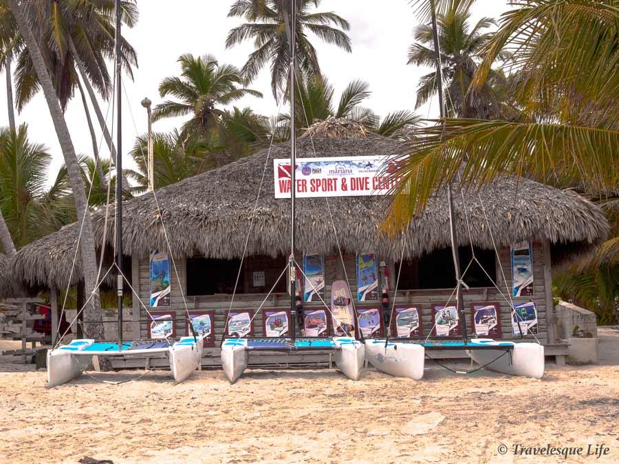 IFA bavarois water sports hut