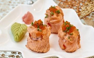 Pesta Kuliner Jepang, Tahun Baru di Gran Mahakam