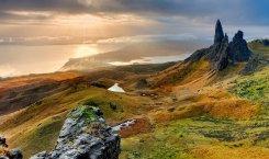 8 Tempat di Skotlandia ini Bagai Negeri Dongeng