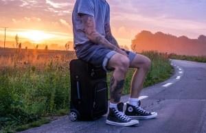 Bergaya Petualang, ini 10 Tato Inspiratif Bertema Traveling