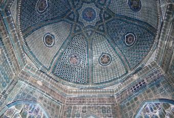 Samarkand, Surga Pecinta Arsitektur Islam