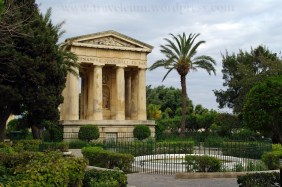 Malta-Lower Baracca Gardens
