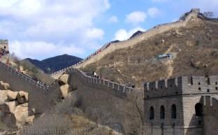 Pekin - Wielki Mur Chiński