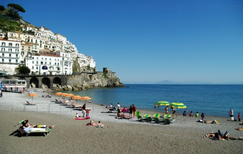 Wybrzeże Amalfitańskie (wł. Costiera Amalfitana)