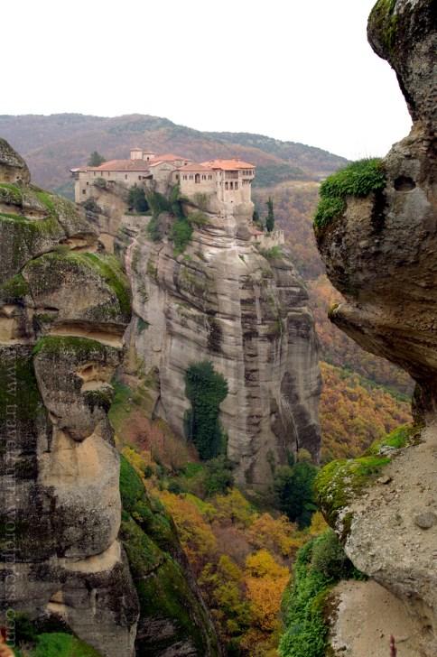 Greece: Meteora / Grecja: Meteory