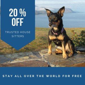 Trusted House sitters - house sitting for digital nomads