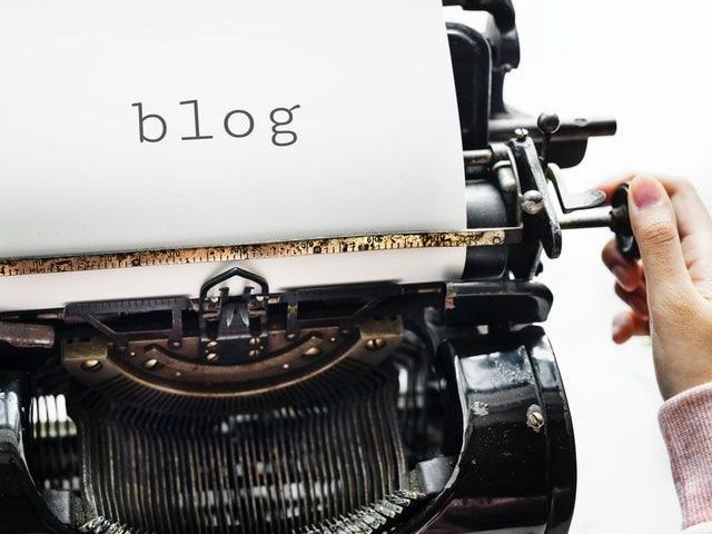 Creating a Blog with Social Authority
