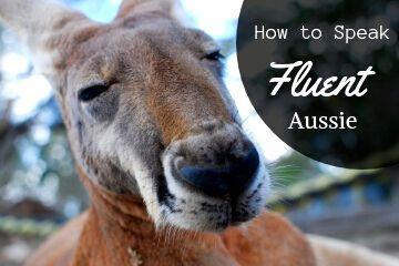 How To Speak Fluent Aussie