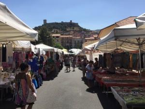 Bosa Market, Sardinia