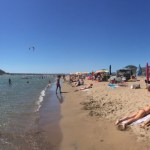 Bosa Marina Beach