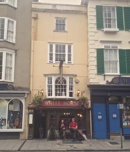 White Horse Pub, Oxford