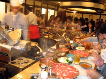 Shabusen at Ginza 4