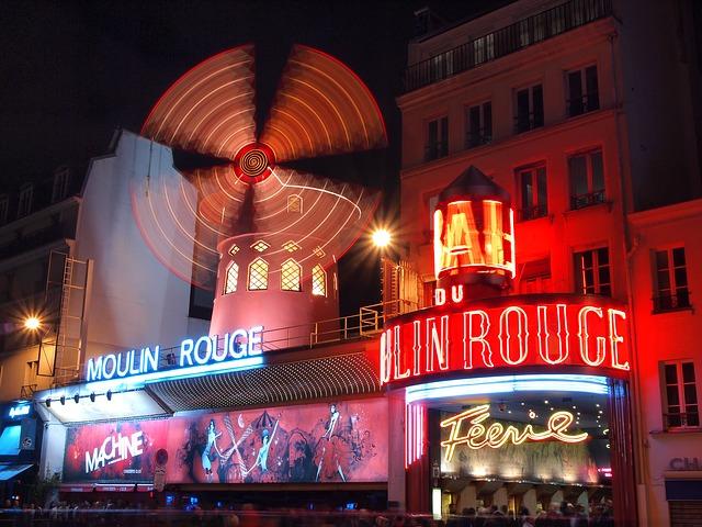 Moulins Rouge