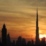 'At The Top' of the World's Tallest Building, Burj Khalifa, Dubai