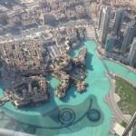Dubai Mall in the United Arab Emirates