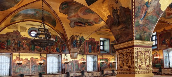 The Kremlin's Hidden Treasures