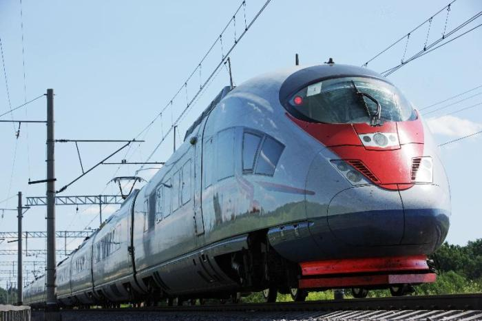 Sapsan High Speed Train, Russisa