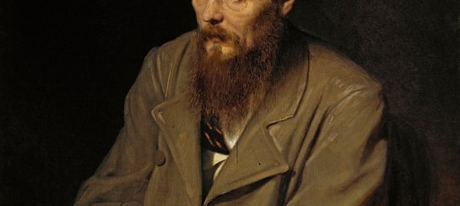 Happy birthday Dostoevsky!