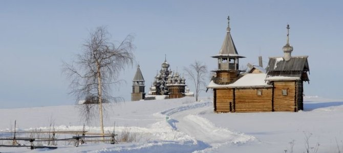 What you need to know about visiting Kizhi Island in winter