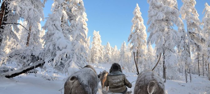 Are you brave enough to experience a Siberian winter?