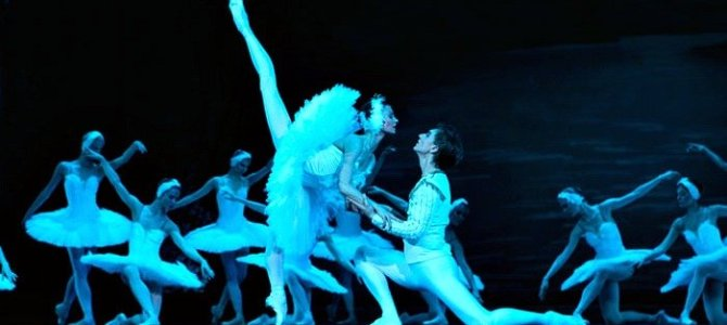 The world's enduring love affair with Swan Lake