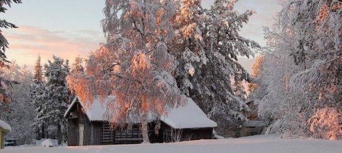 Winter's coming – and where better to spend it than in Russia?
