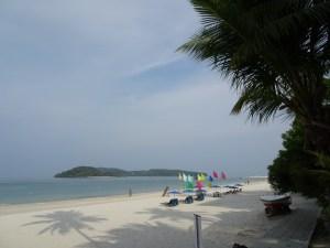 Langkawi Cenang Beach Malaysia
