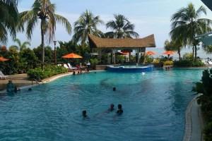 Flamingo Hotel Tanjung Bungah Beach Penang Malaysia