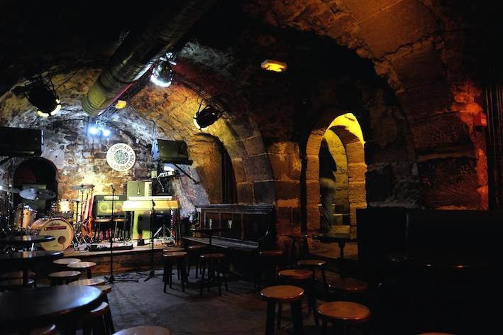 Les Caveau des Oubliettes, Paris