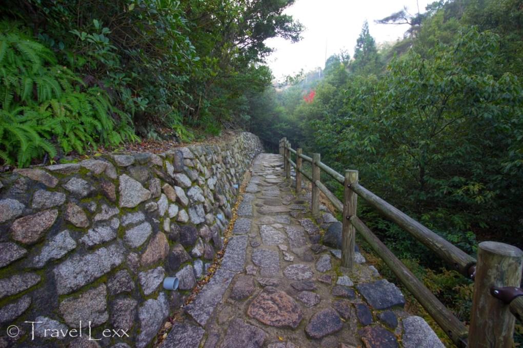 Daisho-in route, Miyajima