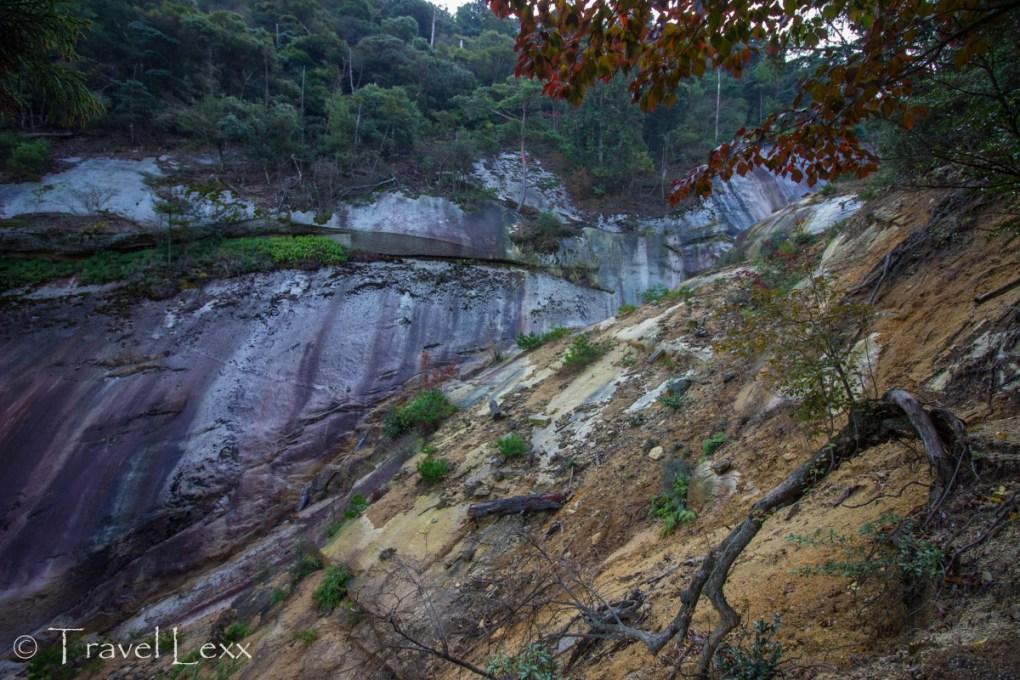 Curtain Rock, Miyajima