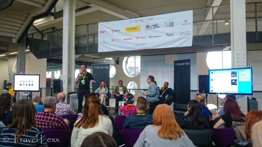 Traverse 17 blogging conference