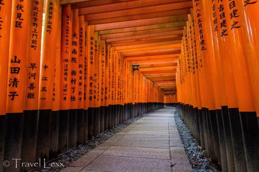 Fushimi Inari Taisha, Kyoto - 20 Reasons Why You Shouldn't Travel To Japan