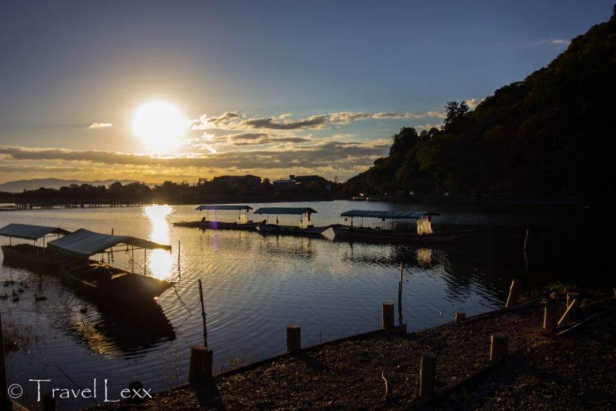 Sunrise in Arashiyama - 20 Reasons Why You Shouldn't Travel To Japan